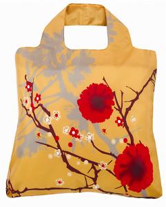 Envirosax Omnisax Bloom Bag 4 Reusable Shopping Bag