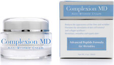 Complexion MD - CLINICALLY TESTED Multi Peptide Cream with Hyaluronic acid (1oz)