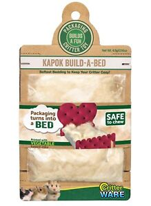 Critter Kapok Build A Bed 1PC