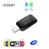 Wireless WLAN 11ac BT4.1 Combo Dongle 2T2R Dual Band Bluetooth USB wifi 1200mbps