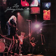 JOHNNY WINTER : LIVE JOHNNY WINTER AND / CD - TOP-ZUSTAND