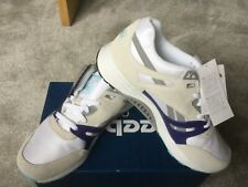 Reebok Ventilator Uk 9.5 White Chalk Blue Violet 2014  Deadstock