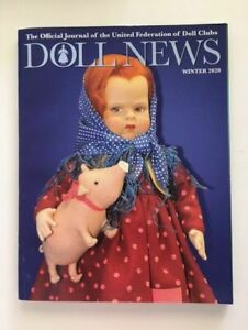 UFDC official journal of the United Federation of Doll Clubs Winter 2020 magazin