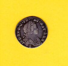(ROY 86) LOUIS XV 10 SOLS FRANCE NAVARRE 1719 (RENNES) TTB à TTB+