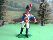 Painted Plastic French Toy Soldiers 1