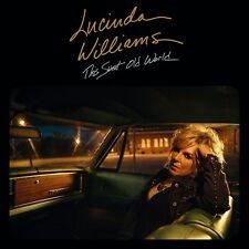 LUCINDA WILLIAMS - THIS SWEET OLD WORLD - NEW CD ALBUM