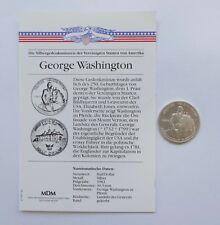 George Washington In Gedenkmünzen Aus Den Usa Günstig Kaufen Ebay