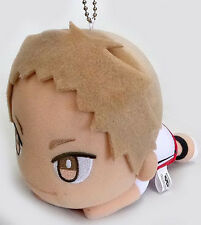 Banpresto Haikyuu Flying Receive 6'' Mascot Plush Keychain BP36443~Morisuke Yaku