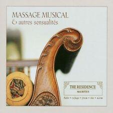 Massage musical & autres sensualités (23 tracks) spylab, me Gerber, [double CD]