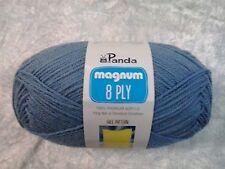 Panda Magnum #1019 Cornflower Blue 8 Ply 100g Acrylic