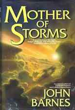 JOHN BARNES MOTHER OF STORMS HARDCOVER JUL 1994 1ST EDITION 1ST PRINT RARE OOP