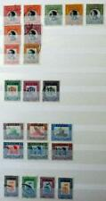 JORDAN -  SELECTION OF USED  STAMPS