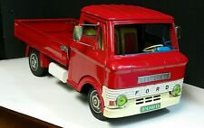 """VINTAGE COLLECTIBLE  FORD TINPLATE TOY TRUCK TN NOMURA  JAPAN 19"""" PRICE REDUCED"""