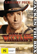 Only The Valiant DVD NEW, FREE POSTAGE WITHIN AUSTRALIA REGION ALL