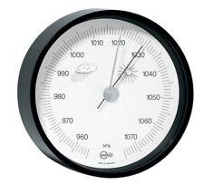 Barometer ANALOG BARIGO Home Black points/slopes