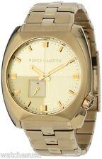 Vince Camuto Men's VC/1021CHGP The Cadet Gold-Tone Remote Sweep Bracelet Watch