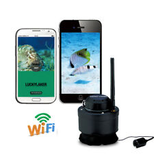 LUCKY Underwater 80M Wireless Fishing Cameras for Android IOS Fish Finders NEW G
