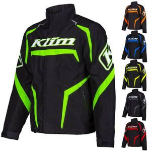 Klim K20 Kaos Mens Cold Weather Winter Sports Snowmobile Jackets