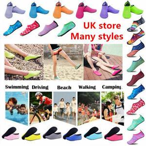 Water Shoes Mens Womens Barefoot Quick-Dry Aqua Socks Beach Swim Surf Yoga Shoes
