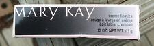 Mary Kay Creme Lipstick (Red Rouge) .13 OZ. #014397 NEW NIB