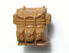 OUTBACK ~ Tan Survival BACKPACK~ Gi Joe Parts~ Vintage 1987 v1  Hasbro~