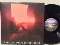 Dave Alvin King Of California NM 2LP