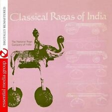 National Raga Compan - Classical Ragas of India [New CD] Manufactured O