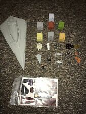 Star Wars Micro Machine Lot With 7 Cubes Etc B61