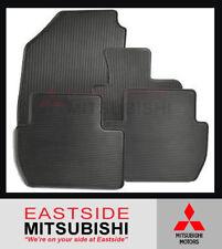 BRAND NEW GENUINE MITSUBISHI ZJ-ZK OUTLANDER RUBBER FLOOR MATS MZ350212