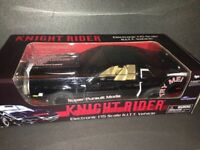 K.I.T.T. Knight Rider Super Pursuit Mode KITT Light & Sound Diamonds Select 1:15