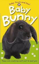 Baby Bunny (Baby Touch and Feel), Roger Priddy, New Book