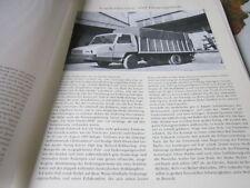 Nutzfahrzeug Archiv 3 Sonderthemen 3565 Berliet Stradair Luftfederung 1965