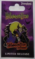 Disney Pin DLR Halloween time 2012 Maleficent Pin