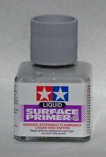 Tamiya Liquid Surface Primer 40ml 87075 Mid America Raceway