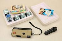 Vintage Photography Camera Pocket Kodak Hawkeye in Box w FLASH CUBES