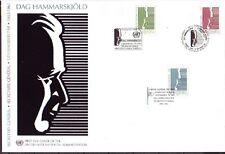 UNO Trio FDC Michel Nr. 67  vom 18.09.2001