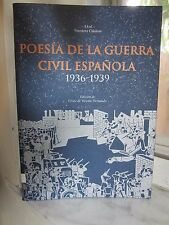 Poesia De La Guerra Civil Espanola, 1936-1939 by Câesar de Vicente Hernando and