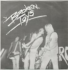 BROKEN TOYS Love story GERMAN EP INCOGNITO 1991 US PUNK ROCK