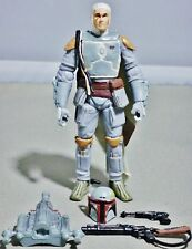 Star Wars: The Legacy Collection 2008 BOBA FETT (FROM THE FETT LEGACY SET) Loose