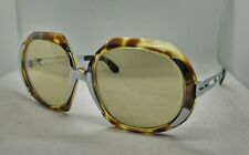 JetSet womens vintage sunglasses and pouch