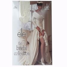 THE BRIDAL COLLECTION ELLE LADIES HORSE SHOE TIGHTS BEAUTIFUL MOTIF ON ANKLE B21