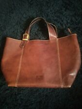Casani designer leather expensive bag in ex con