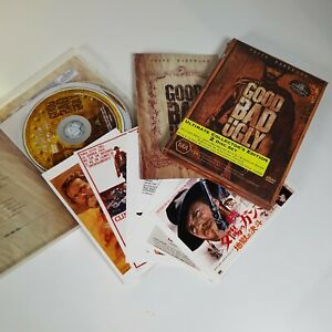 The Good Bad And The Ugly (R4 DVD, 2-Disc Set) Collector's Edition W/postcards