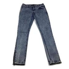 Cotton/Elastane Machine Washable Regular Size Jeans for Women