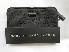"Marc by Marc Jacobs 11"" Laptop Sleeve adults suck Black NWD"
