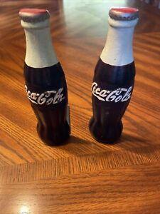 Coca-Cola Bookends Set - Heavy - Coke - Excellent Condition!!!