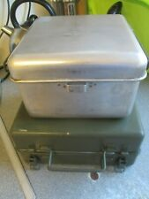 British Army  Diesel Cooker Stove VGC Camping Fishing Military Surplus MOD +POT