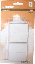 Klebepads doppelseitig / Doppelseitige Pads / Montagepads, 40 St., je 2,5x2,5cm