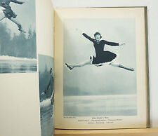 The Beauty of Skating 1935 Manfred Curry Photos Skaters Sonja Henie