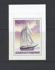 Nevis 1980 SG 54 Ship Polynesia MNH